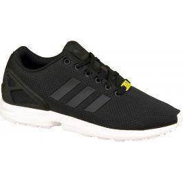 Sportovní černé boty Adidas ZX Flux - M19840 velikost: 42, odstíny barev: černá