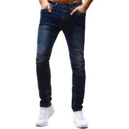 BASIC Pánské modré džíny (ux1190) velikost: 29, odstíny barev: modrá