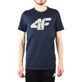 4F MEN'S T-SHIRT H4L20-TSM012-30S Velikost: S