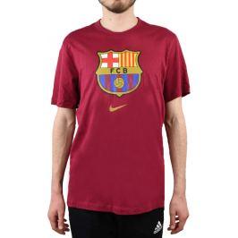 NIKE FC BARCELONA EVERGREEN CREST 2 TEE CD3115-620 Velikost: S