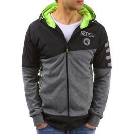 BASIC Pánská bunda s kapucí  (tx2136) Velikost: M