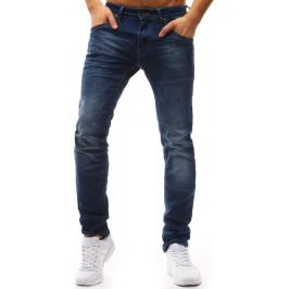 BASIC Pánské modré džíny (ux1204) Velikost: 29