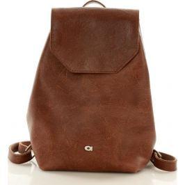 Hnědý batoh FUNKY GO (dg80a) velikost: univerzální, odstíny barev: hnědá