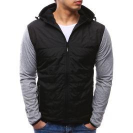 BASIC Černá  přechodová bunda  (tx2157) velikost: M, odstíny barev: černá