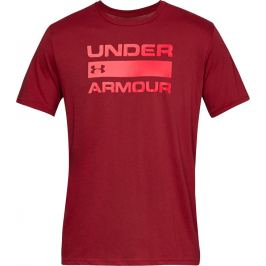 UNDER ARMOUR TEAM ISSUE WORDMARK SS TEE 1329582-651 Velikost: S
