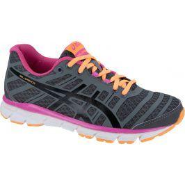 Dámské růžovo-šedé boty ASICS - T3A9N-7390 velikost: 42.5, odstíny barev: růžová