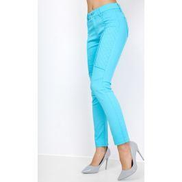 Modré džínové kalhoty (ON977-18) velikost: XL, odstíny barev: modrá