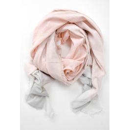 Šátek v pastelových barvách laděných do růžova (CH7001-38) velikost: univerzální, odstíny barev: růžová