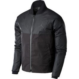 NIKE JORDAN Jordan Bomber Jacket Black velikost: 2XLT, odstíny barev: černá