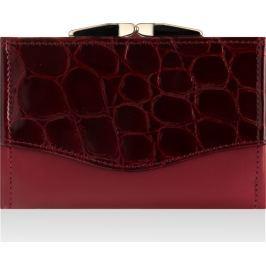 Elegantní dámská červená peněženka značky Felice (P19 RED) velikost: univerzální, odstíny barev: červená