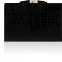 Elegantní dámská černá peněženka značky FELICE (P19 BLACK) Velikost: univerzální