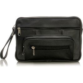 BASIC Pánská černá taška Felice (ML28 BLACK) velikost: univerzální, odstíny barev: černá