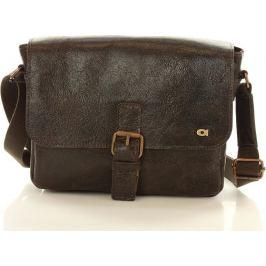 Pánská černá taška JAZZY WANTED (dg78b) velikost: univerzální, odstíny barev: černá