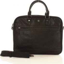 Černá taška na notebook WALKY (dg83a) velikost: univerzální, odstíny barev: černá