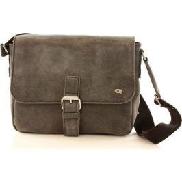 Šedá crossbody taška JAZZY RISK 164 (dg89a) velikost: univerzální, odstíny barev: šedá