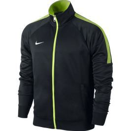 Sportovní bunda Nike Team Club Trainer (658683-011) velikost: L, odstíny barev: černá