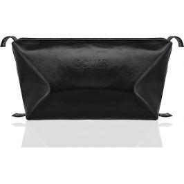 SOLIER Kosmetická taška pro muže (SK01 BLACK) Velikost: univerzální
