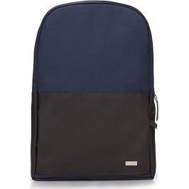 Hnědo-modrý batoh SOLIER (SR01 brown/navy) Velikost: univerzální