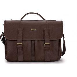 Pánská hnědá taška SOLIER (S14 vintage brown) velikost: univerzální, odstíny barev: hnědá
