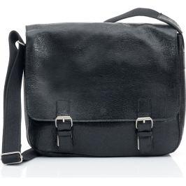 DAAG Pánská kožená černá taška (dg1c) Velikost: univerzální