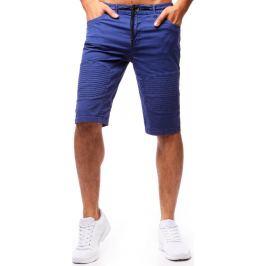 BASIC Modré pánské šortky (sx0701) Velikost: 30