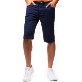 BASIC Modré pánské šortky  (sx0710) Velikost: 30