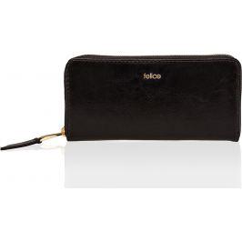 Elegantní dámská peněženka Felice (P02 sk br) velikost: univerzální, odstíny barev: černá