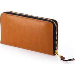 Dámská hnědá peněženka Felice (P02) velikost: univerzální, odstíny barev: hnědá