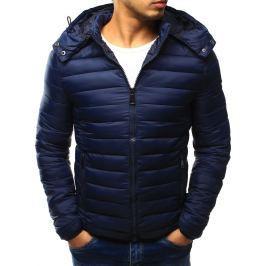 BASIC Pánská zimní modrá bunda(tx1511) velikost: 2XL, odstíny barev: modrá