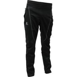 Kalhoty Salomon Equipe Vision velikost: L, odstíny barev: černá