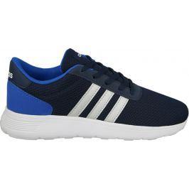 Adidas Lite Racer K (AW4053) velikost: 36 2/3, odstíny barev: modrá