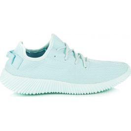 VICES ŠNĚROVANÁ TEXTILNÍ OBUV -  8187-12L.BL velikost: 37, odstíny barev: modrá
