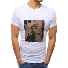 BASIC Bílé tričko YOURS (rx1933) velikost: 2XL, odstíny barev: bílá