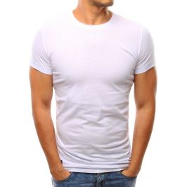 BASIC Pánské bílé tričko (rx1935) Velikost: 2XL