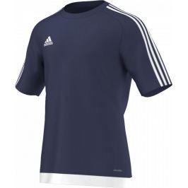 ADIDAS fotbalový dres Estro 15 Junior S16150 velikost: 116, odstíny barev: modrá
