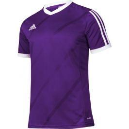 ADIDAS fotbalový dres Tabela 14 Junior F50277 velikost: 164, odstíny barev: fialová
