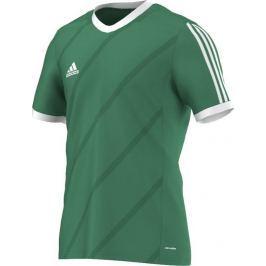 ADIDAS fotbalový dres Tabela 14 Junior G70676 velikost: 140, odstíny barev: zelená