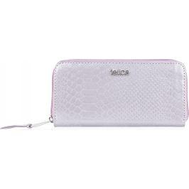 Elegantní dámská peněženka Felice (P02GOLD LIGHT PINK) velikost: univerzální, odstíny barev: růžová