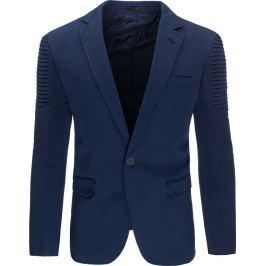 BASIC Casual sako modré (mx0297) velikost: 2XL, odstíny barev: modrá