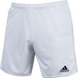 ADIDAS fotbalové šortky Parma 16 Junior AC5255 velikost: 116, odstíny barev: bílá