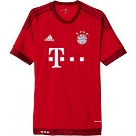 ADIDAS tričko Bayern M S14294 velikost: XL, odstíny barev: červená
