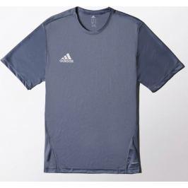 ADIDAS tričko Core Training Jersey M S22392 velikost: M, odstíny barev: šedá