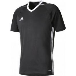 ADIDAS tričko Tiro 17 M BK5437 velikost: S, odstíny barev: černá