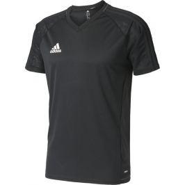 ADIDAS tričko Tiro 17 M AY2858 velikost: S, odstíny barev: černá