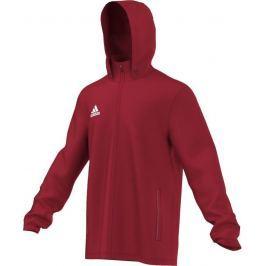 ADIDAS Sportovní bunda Core 15 S22278 velikost: L, odstíny barev: červená