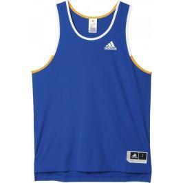 ADIDAS basketbalový dres Commander M AZ9681 velikost: XL, odstíny barev: modrá