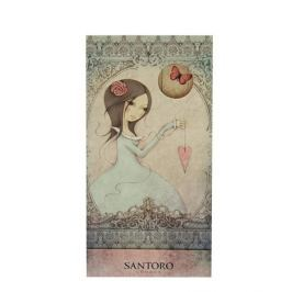 Santoro London - Sada Pilníků Na Nehty - Mirabelle - All for Love