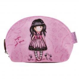 Santoro London - Kosmetická taška - Gorjuss - Sugar And Spice Fialová, růžová, vínová...