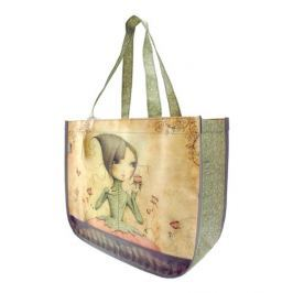 Santoro London - Nákupní taška - Mirabelle - If Only Béžová, světle růžová