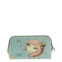 Santoro London - Kosmetická taška - Mirabelle - Adrift Pastelově šeda modra;Pastelově šeda modra